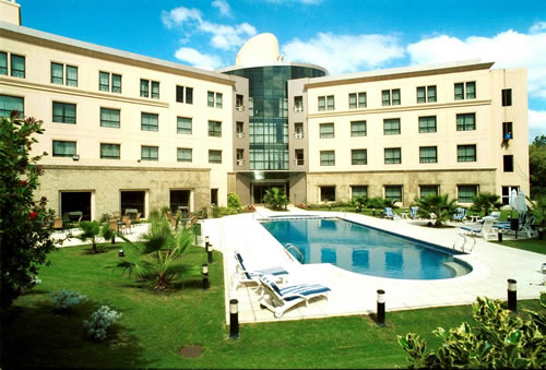 Piscina del Holiday Inn Córdoba